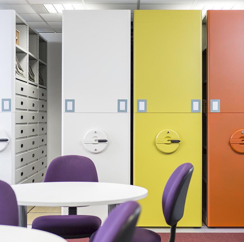 Innerspace Lockers (Custom Storage)