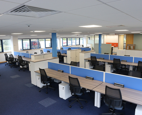 office fit out project management