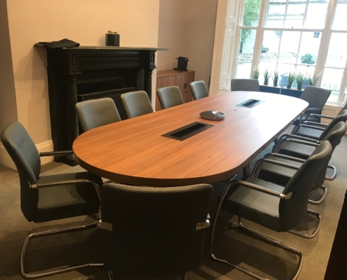 Boardroom Fit Out